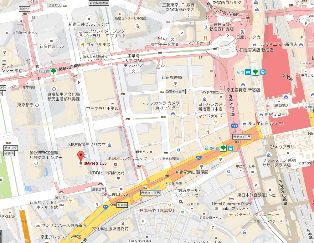 NSビル MAP
